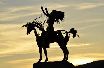 Sunset at Spirit Ridge Resort, Osoyoos, BC