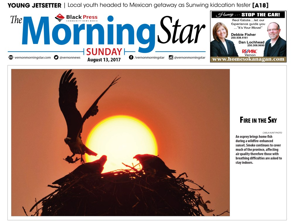 August 13, 2017 Front Cover