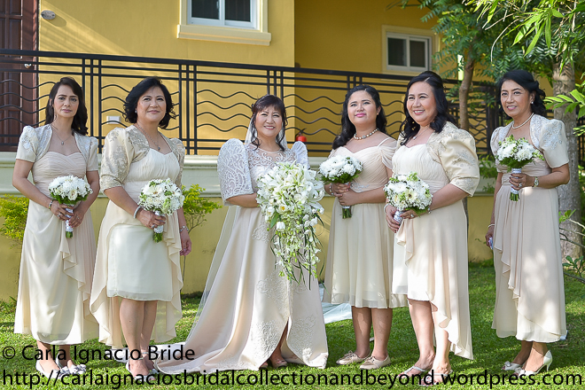 My Entourage, In Their Silver Wedding Anniversary, From