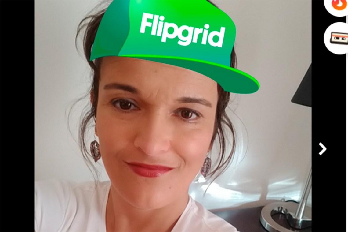 Jogo de apresentacao - Flipgrid