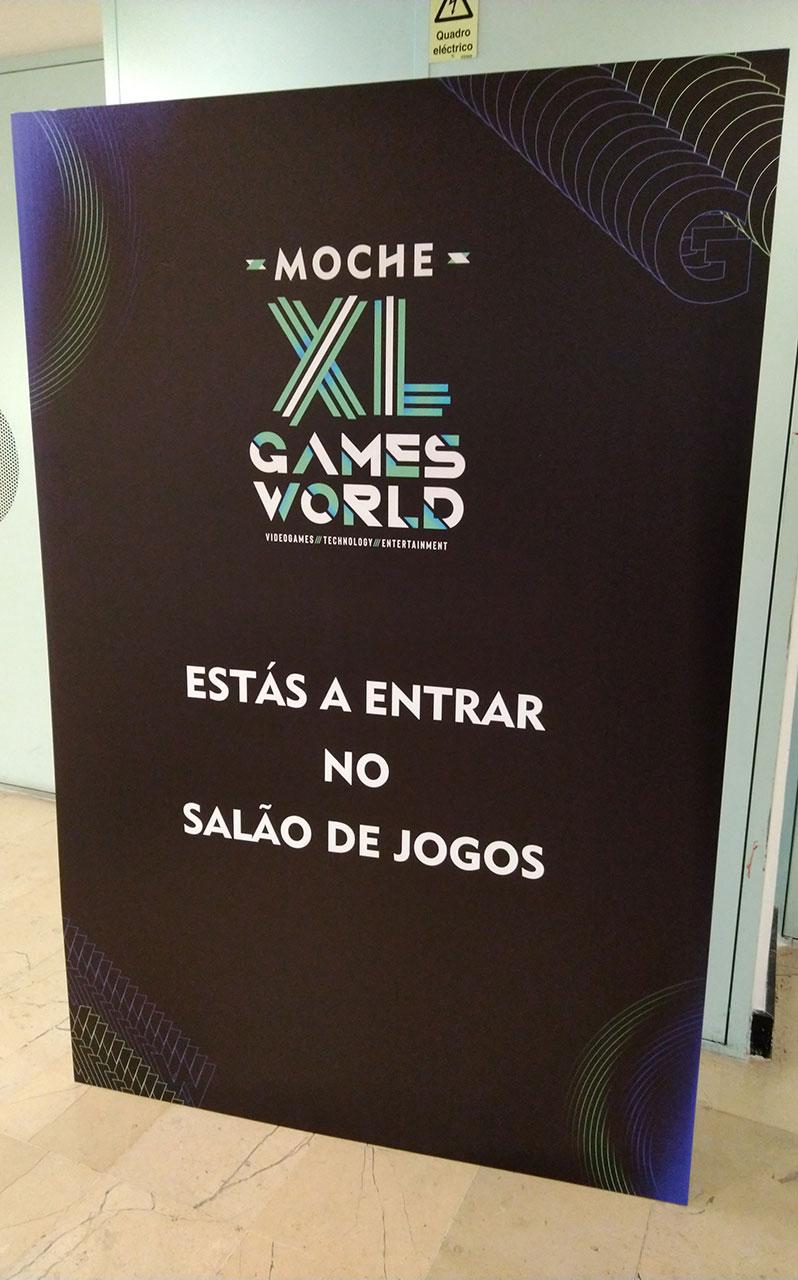 Moche X LGames World