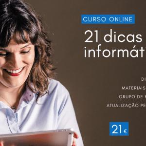 Curso online 21 dicas de informática