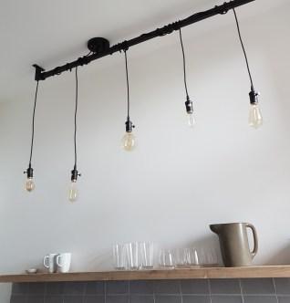 keuken aanrecht lamp