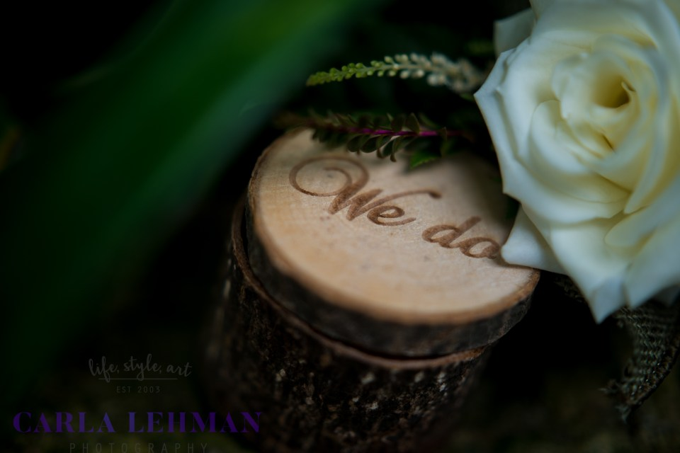 Edmonton Wedding Photographer - Details