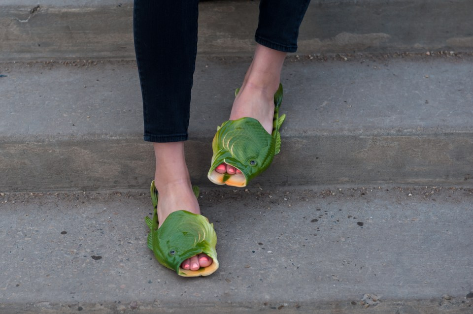 World's Ugliest Shoes