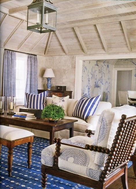 phoebe howard spool chair lantern patterned upholstery
