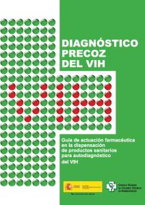 autoduagnóstico vih farmacia