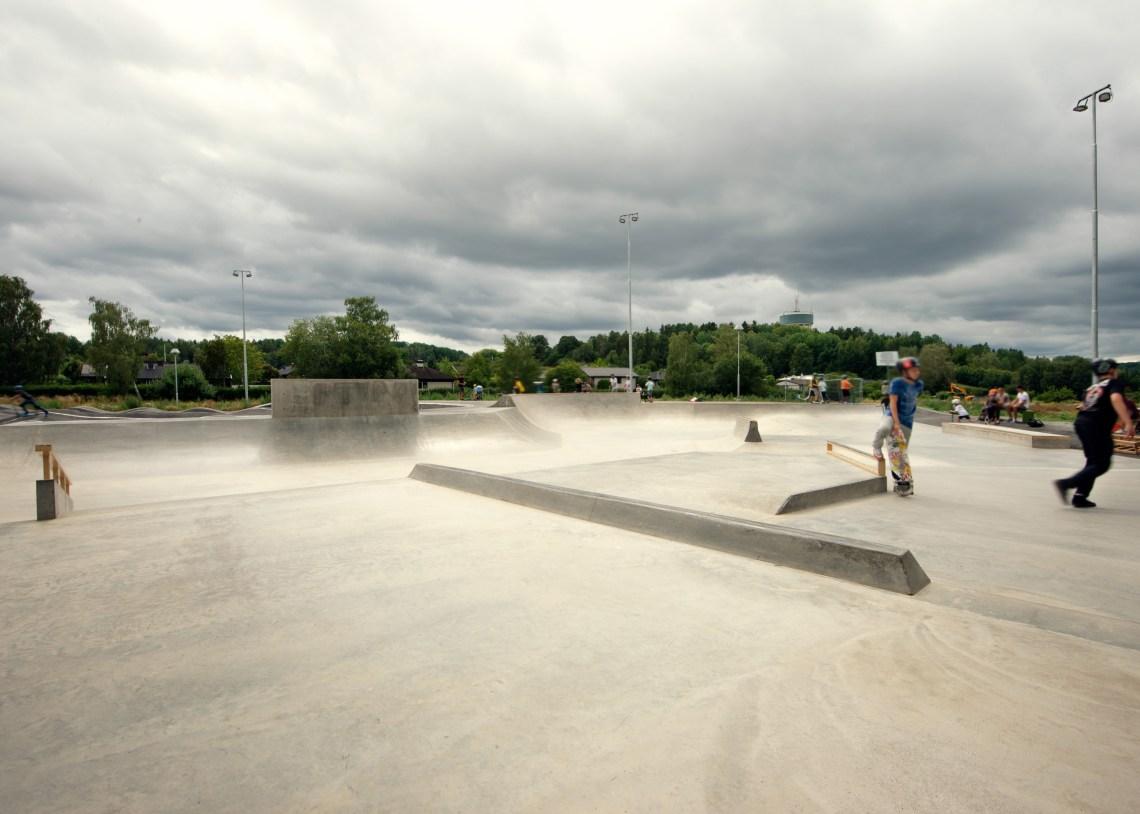 CARLARK_Ekerö skatepark