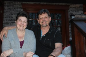Carla & Keith