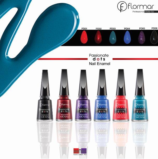 Flormar Passionate Dots PD05 (4/4)