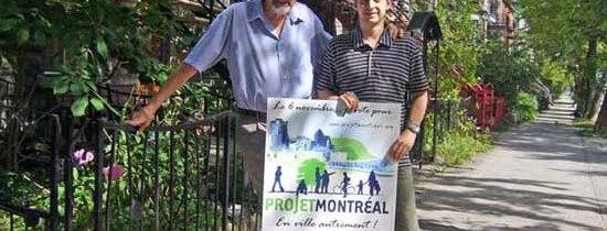 Message aux membres de Projet Montréal