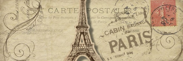 Mes coordonnées parisiennes