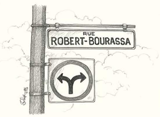 Une excellente caricature de Serge Chapleau