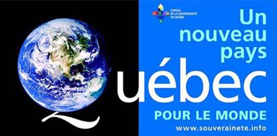Un nouveau pays pour le monde