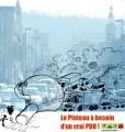 Le PDU du Plateau Mont-Royal : un axe citoyen de combat politique