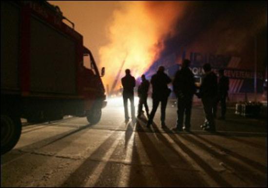 émeute urbaine