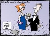 La propagande du journal La Presse : l'analyse de ses caricatures