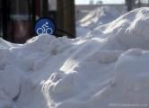 Le réseau blanc de Montréal; un éléphant blanc sous la neige