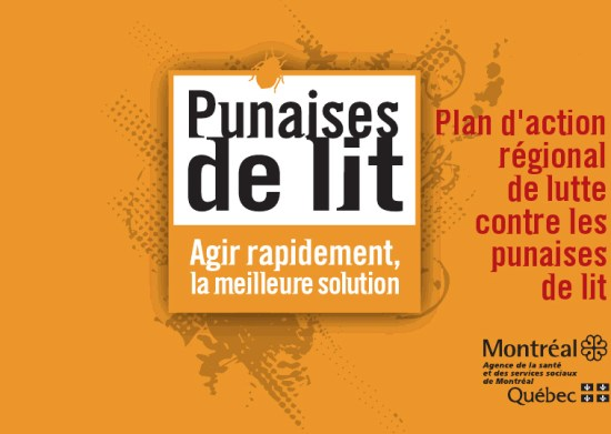 plan d'action régional de lutte contre les punaises de lit