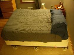 Intercepteur de punaises de lit (disposition efficace)
