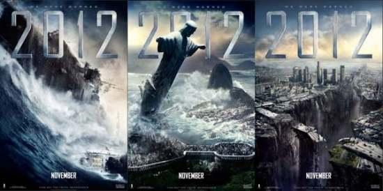 posters du film 2012