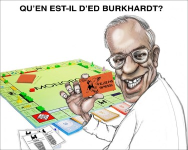Burkhardt Monopoly