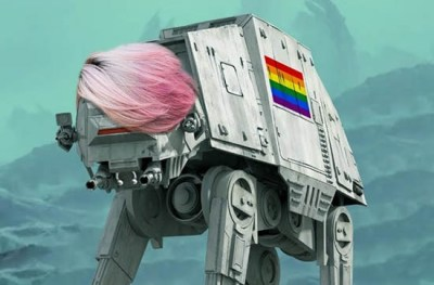 Liberal identity politics has ruined Star Wars for the fanboys