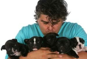 El 76% de los dueños besan a sus perros al menos una vez al día, eres tú uno de ellos?