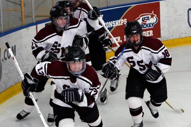 A USA Hockey Powerhouse : Shattuck St. Mary's
