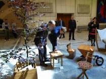 Odprtje prireditve Čar lesa 2015 v Cankarjevem domu