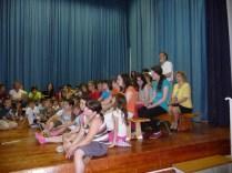 Čar lesa 2014: Sodražica, predavanja za otroke