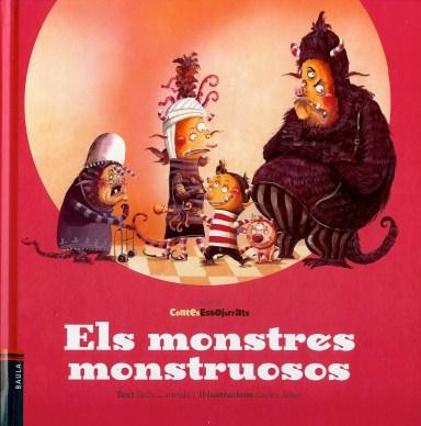 ELS MONSTRES MONSTRUOSOS