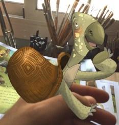 Claver Turtle/ Il·lustracions: Carles Arbat