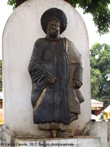 Monument al Sultà Njoya