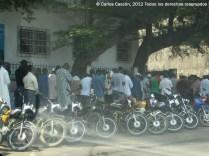 Pregàries de musulmans al carrer