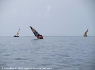 On the way to Funzi Island, Kenya