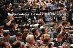 MEDIA TRAINING FORMACIÓN DE PORTAVOCES