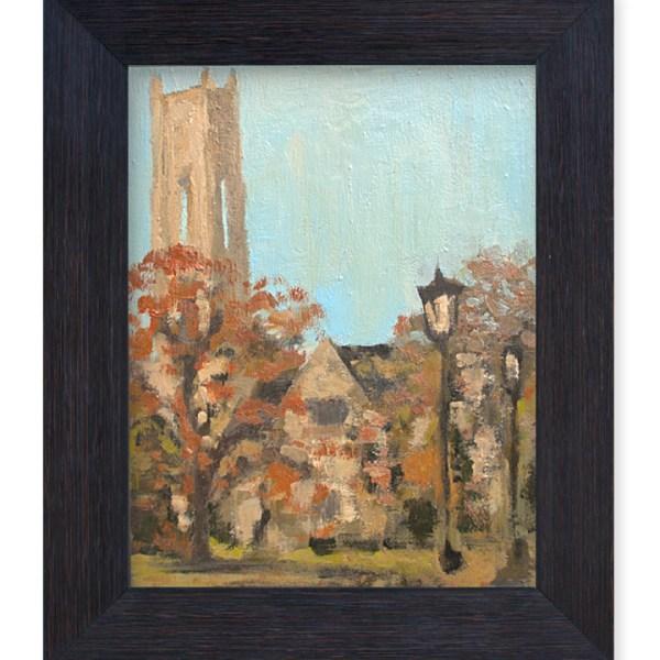 Halliburton Tower at Rhodes College