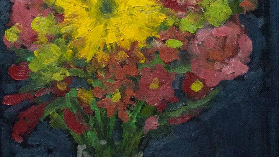 Fall-ish Flowers
