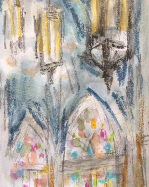Urban Sketchers at Rhodes