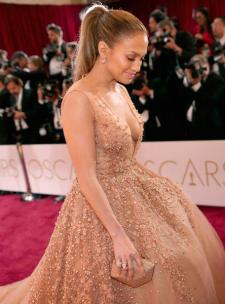 JLo Oscars 2015