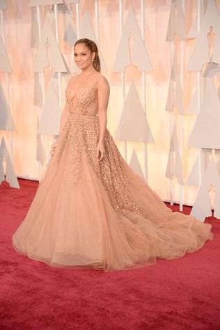 jennifer-lopez Oscars 2015