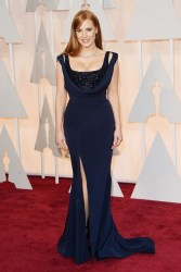 jessica-chastain Oscars 2015