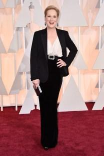 meryl-streep- Oscars 2015
