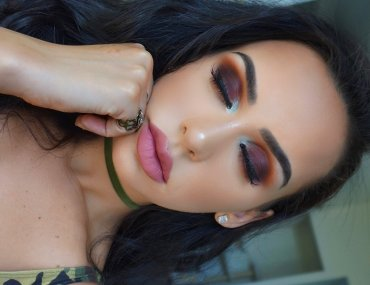 SUMMER SUNSET MAKEUP ALL NEW PRODUCTS!