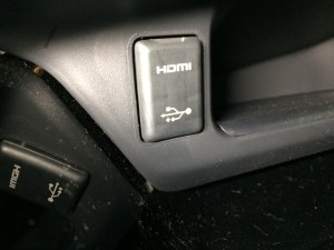 HDMIパネル