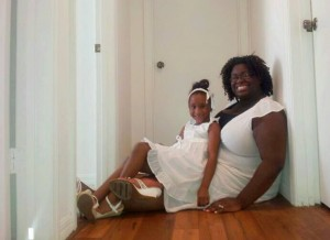 Big Little Sister and my Niece