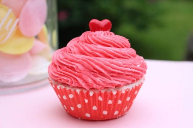 Un cupcake plus vrai que nature