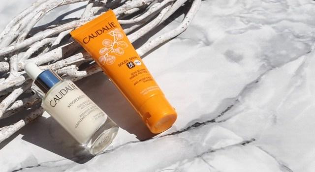 Crème solaire caudalie
