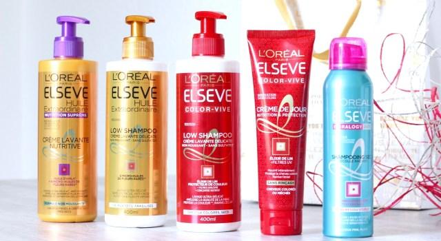 test low shampoo l oreal avis